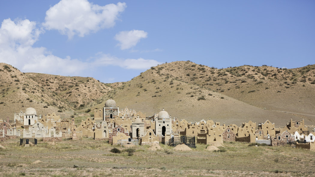 ccemeteries of the world kyrgyzstan