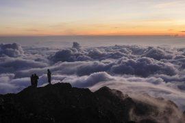 volcano in indonesia
