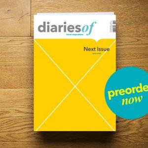 diariesof #5 pre-order