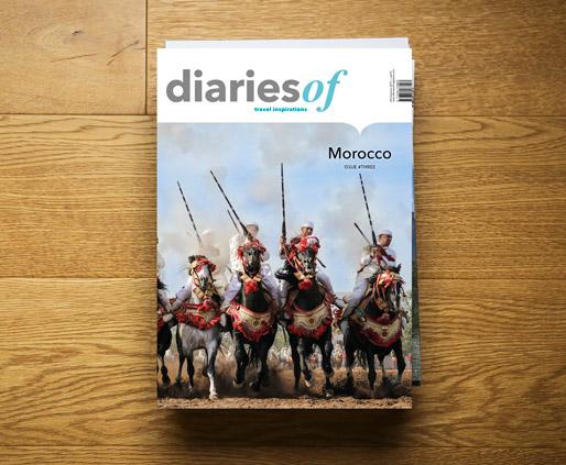 diariesof Morocco magazine