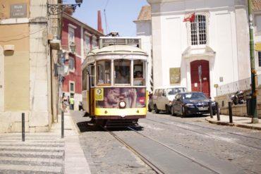 Lisbon Tram Electrico