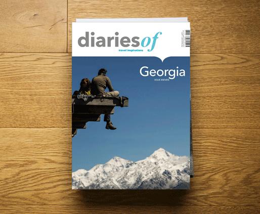 diariesof Georgia Magazine