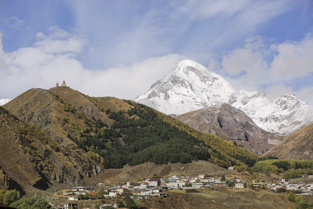 Kazbegi Georgia reasons to visit georgia