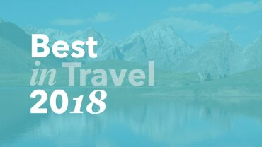 Best travel destination 2018