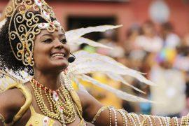 Carnival in São Vicente Cape Verde