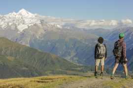 Best Treks in the Svaneti Region