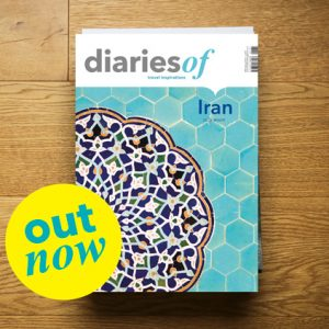 diariesof Iran Magazine [Out Now]