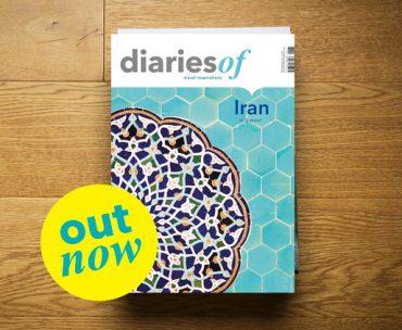 diariesof Iran Magazine [Out Now]