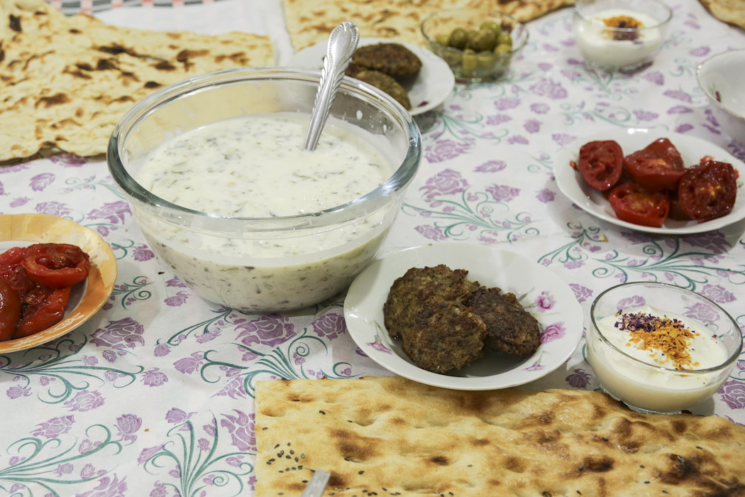 Iranian traditional food
