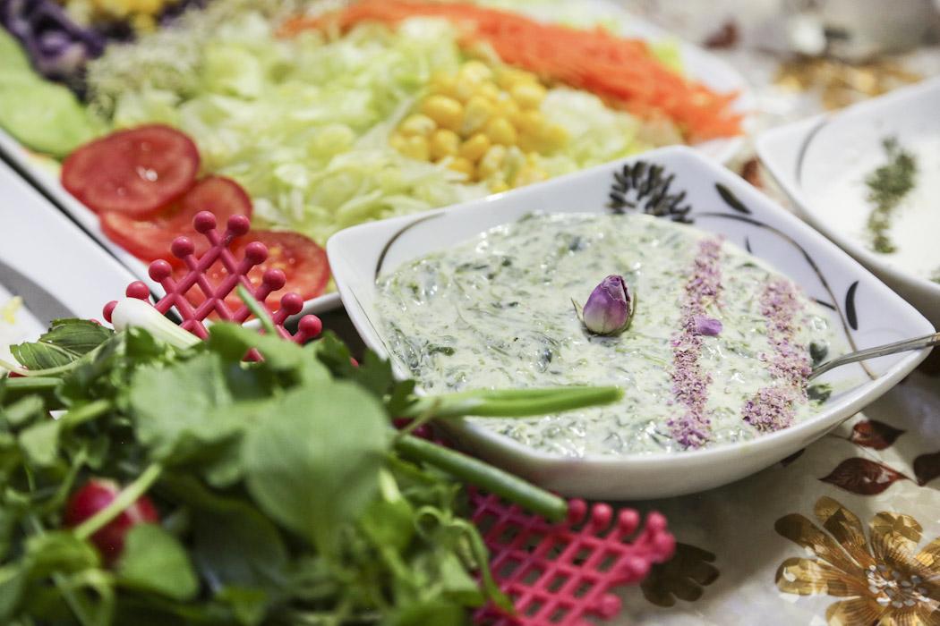 Iranian Traditional Cuisine