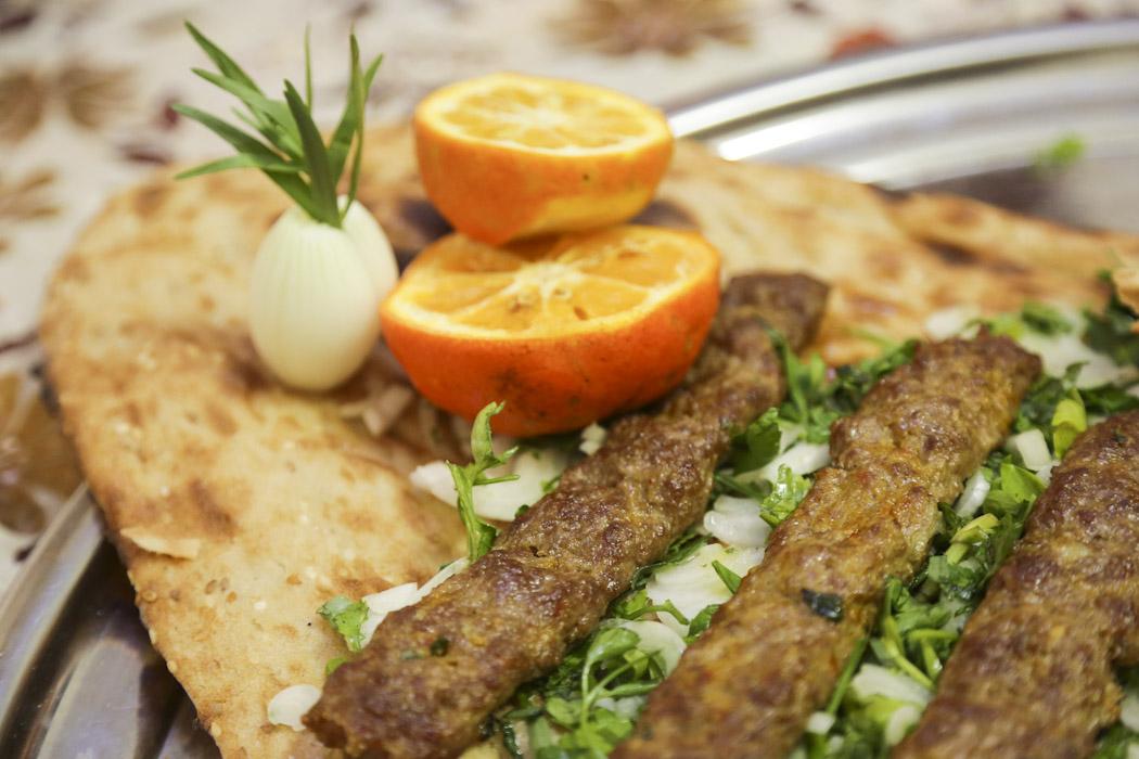 Iranian traditional food