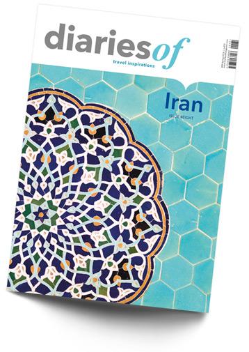 diariesof-cover-Iran_magazine