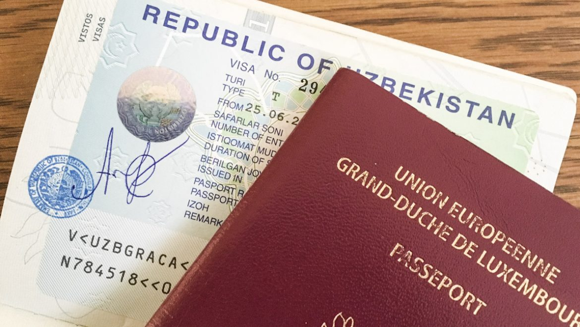 How to get an Uzbek visa