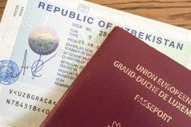 How to get an Uzbek visa