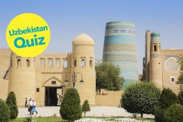 Quiz about Uzbekistan