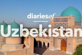 Fantastic trip through Uzbekistan