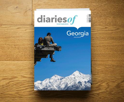Georgia diariesof magazine