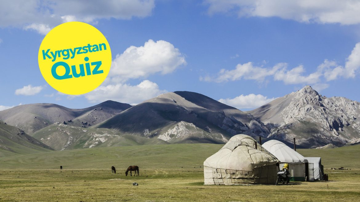 Quiz-Visual-online-travel-Kyrgyzstan