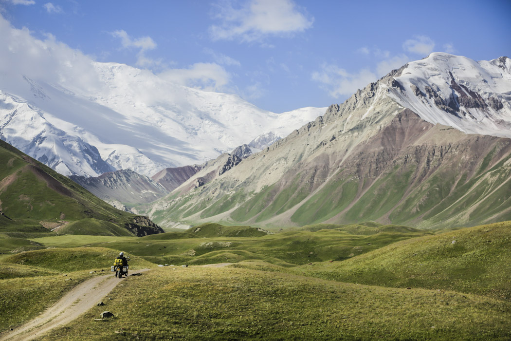 The most beautiful landscapes of Kyrgyzstan