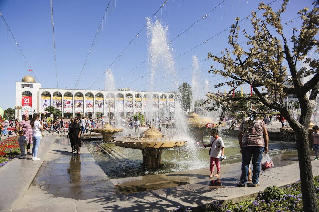 Reasons to visit Kyrgyzstan bishkek