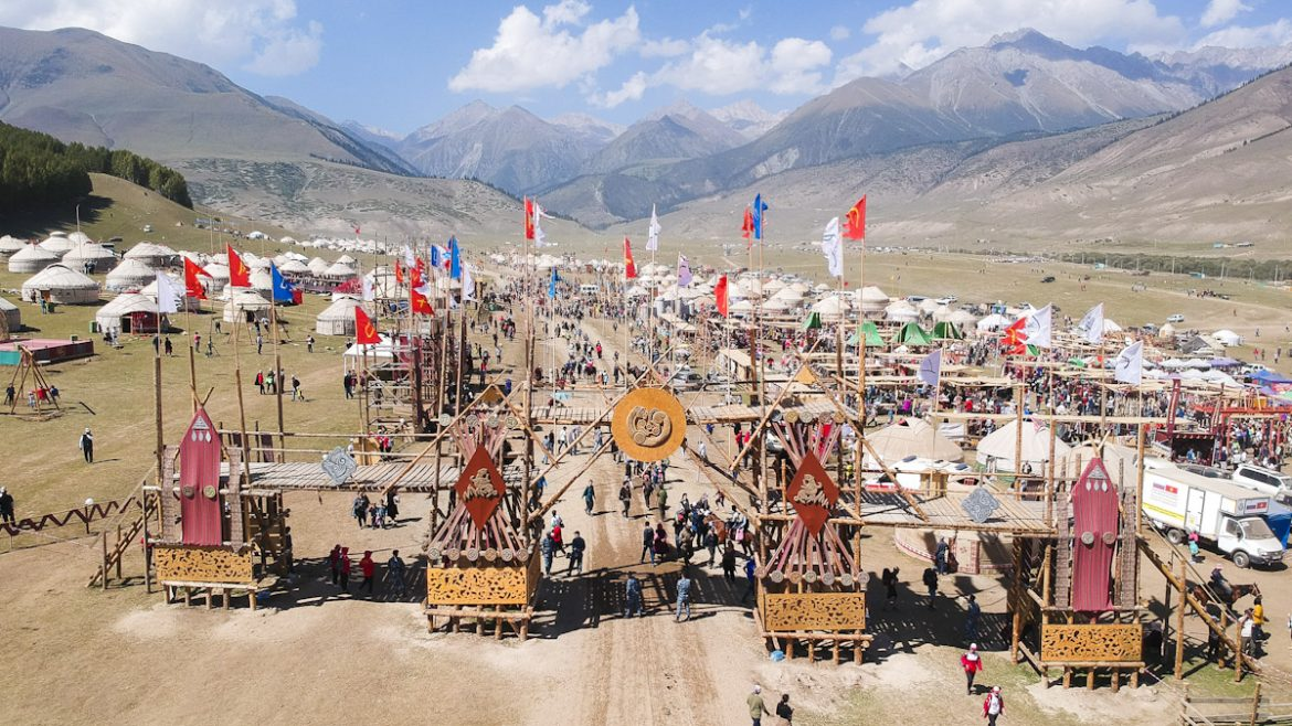 The World Nomad Games - Kyrgyzstan