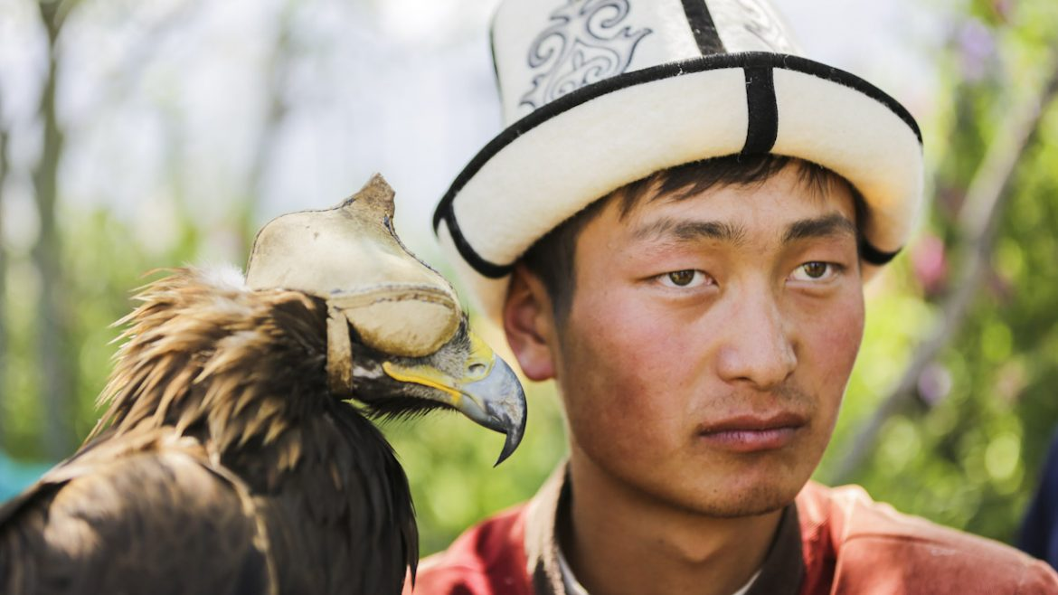 Things to visit kyrgyzstan eagle hunter