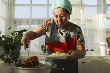Laghman recipe kyrgyzstan