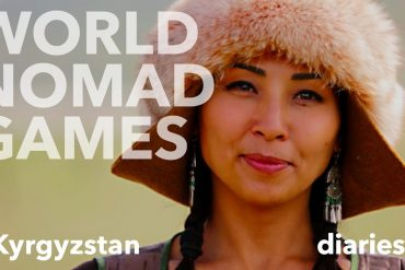 The World Nomad Games – Kyrgyzstan (video)