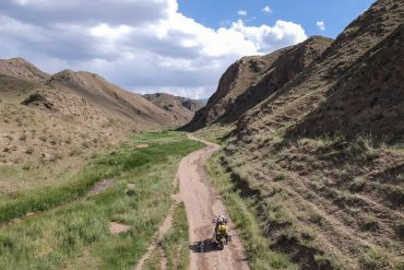 Kyrgyzstan-drone-Driving to Song Kul_0599