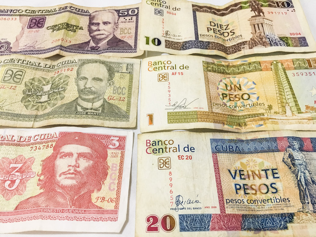 diariesof-cuba-banknotes che guevara peso convertible
