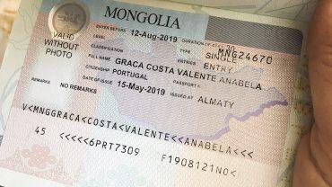 mongolian visa