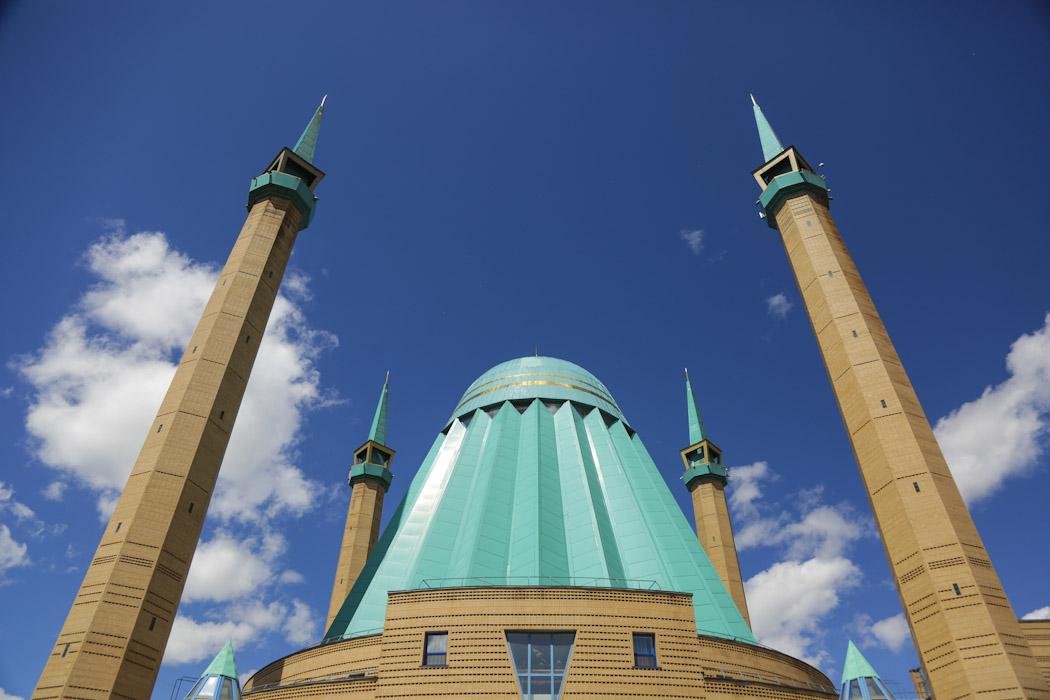 Mosque Pavlodar
