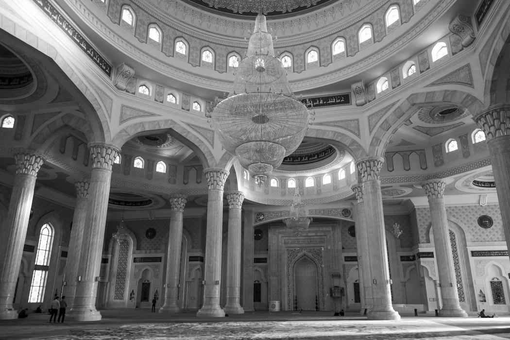 mosque astana