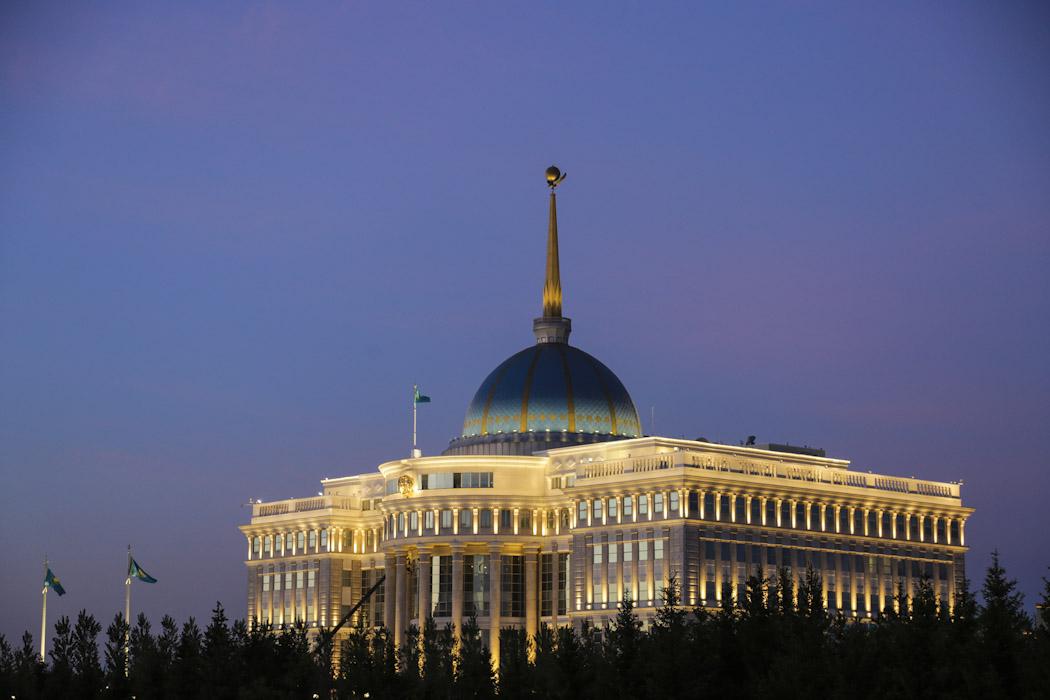 parliament astana