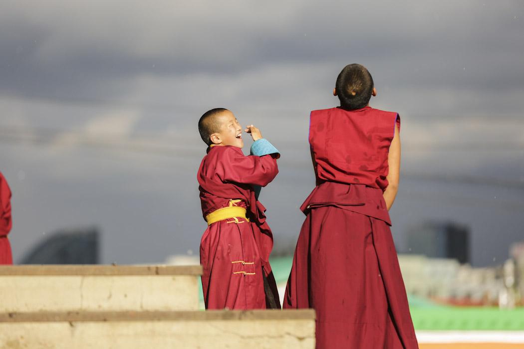 children monks