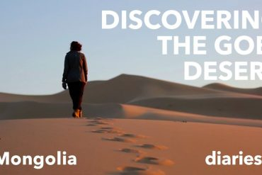 Gobi – The Mongolian Desert (video)