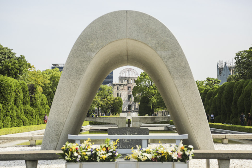 Hiroshima dome memorial