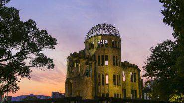 Hiroshima twilight