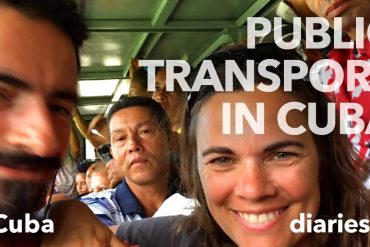 Getting around in Cuba (video)