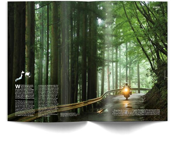 diariesof-Japan-Motorcycle-in-misty-forest