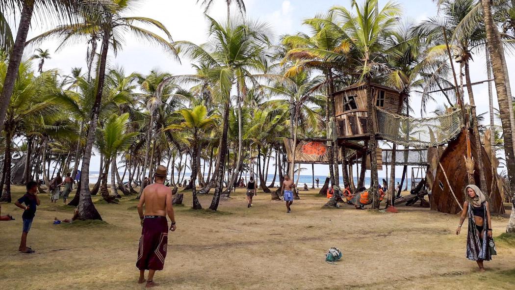 Tribal gathering panama Foto Jesse 3