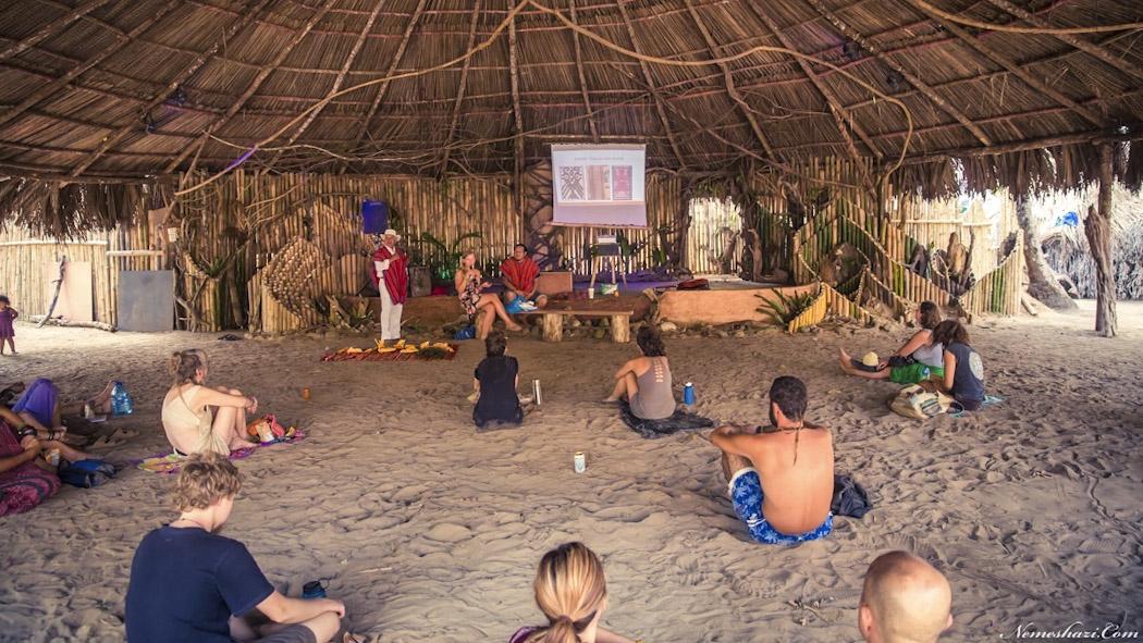 Tribal gathering panama Nemeshazi 10