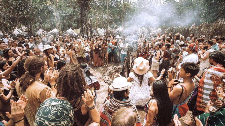 Tribal gathering panama Nemeshazi 7