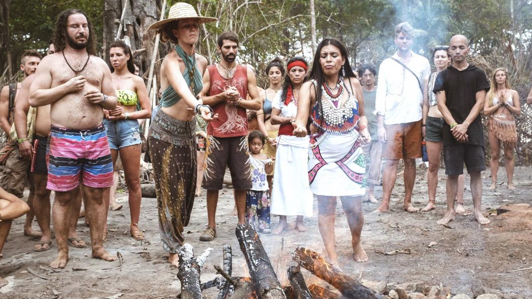 Tribal gathering panama Nemeshazi 8