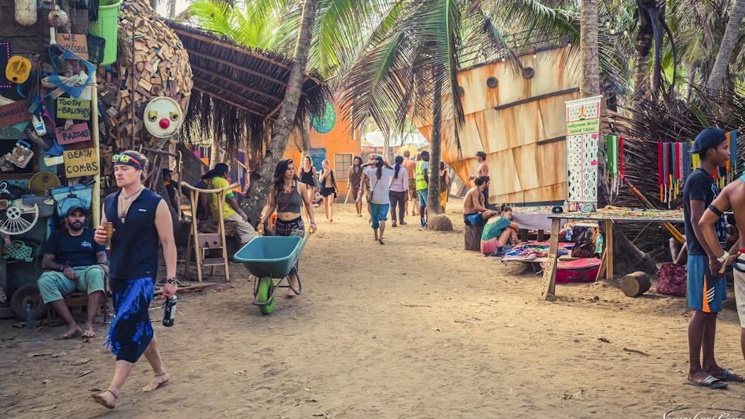 Tribal gathering panama Nemeshazi 9