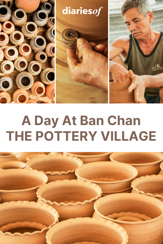 A Day at Ban Chan - The Pottery Village