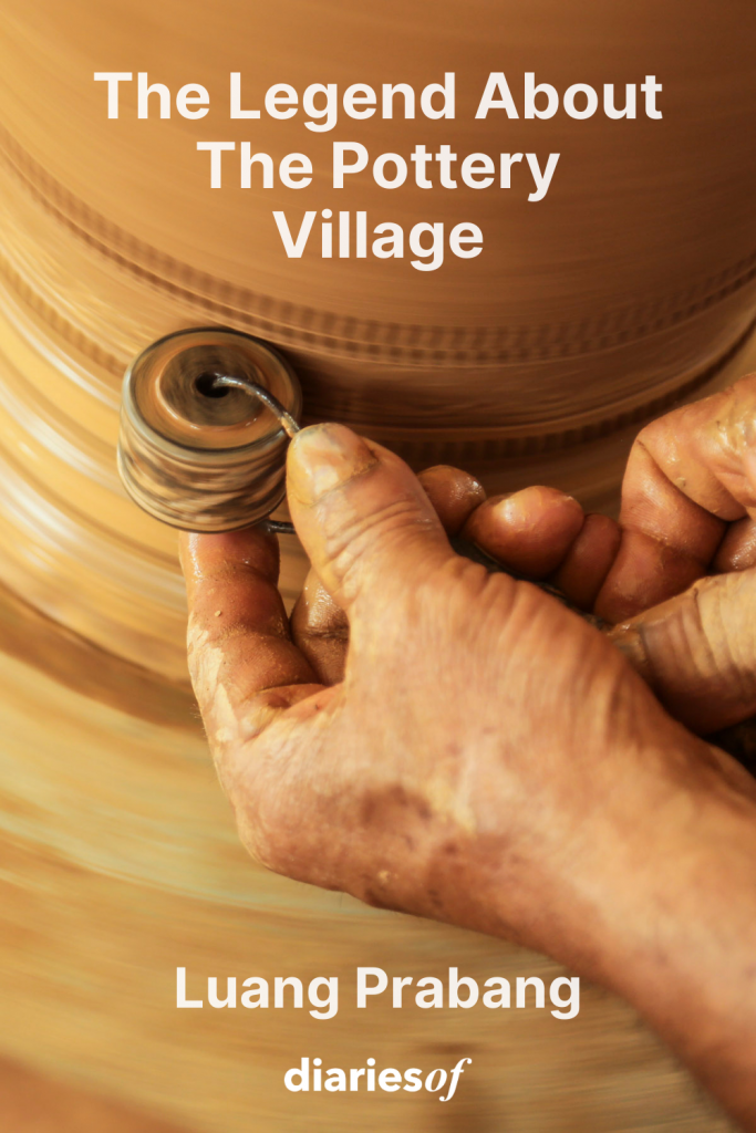 The Legend About The Pottery Village