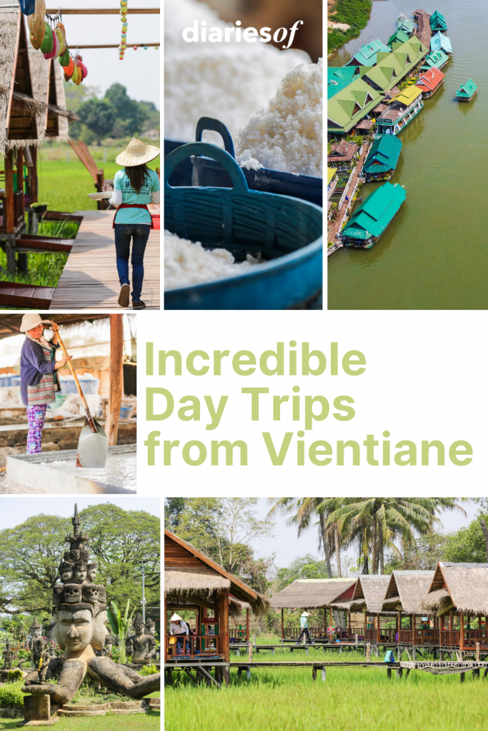 Incredible Day Trips from Vientiane