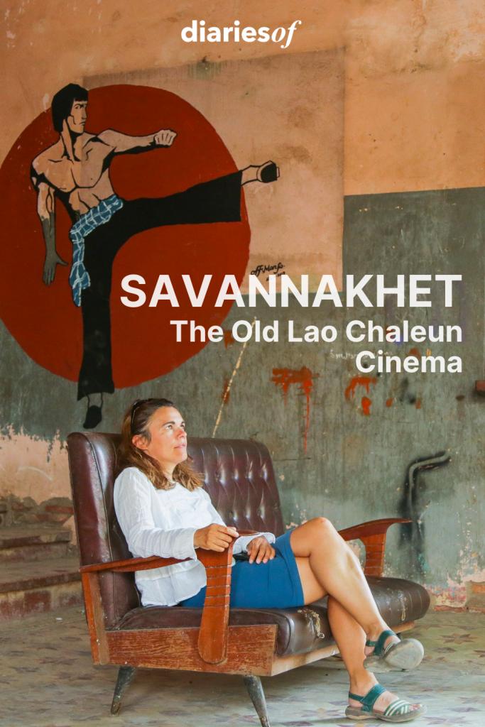 Savannakhet - The Old Lao Chaleun Cinema