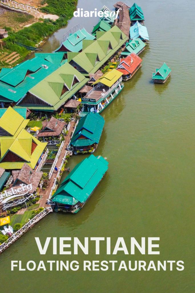 Vientiane Floating Restaurants